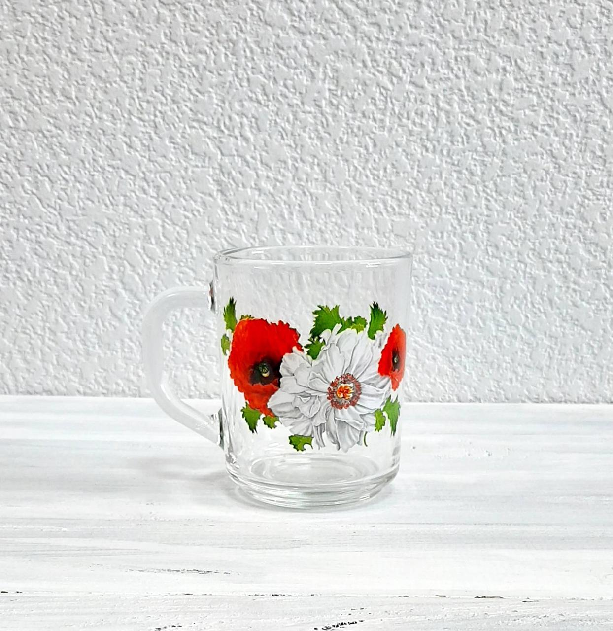Кружка Gren tea Белый мак 07с1335