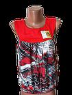 """Блуза футболка женская """"Каролина"""" р.42-44, 44-46 хлопок стрейч. Цвета разные. От 3шт по 49грн, фото 4"""