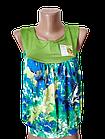 """Блуза футболка женская """"Каролина"""" р.42-44, 44-46 хлопок стрейч. Цвета разные. От 3шт по 49грн, фото 8"""