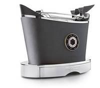 Тостер   в кожаной отделке Bugatti VOLO Individual Leathe , цвет серый