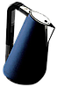 Электрочайник в кожаной отделке  Casa  Bugatti  14-VERABP2 ,цвет синий