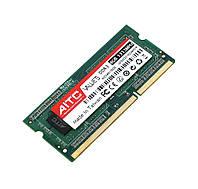 Оперативна пам'ять SO-DIMM DDR3 4Gb 1333MHz для ноутбуків PC3-10600 AITC AID34G13SOD (4 Гб)