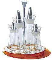 Набор для приправ  Casa Bugatti GLOU-02150,цвет оранжевый