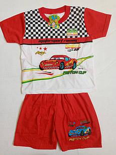 Костюмы детские футболка+шорты на мальчиков 4-10 лет. Уценка! От 5шт по 27грн