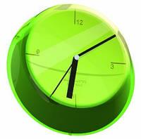 Кухонные  часы Casa Bugatti GLMU-02190, цвет зеленый