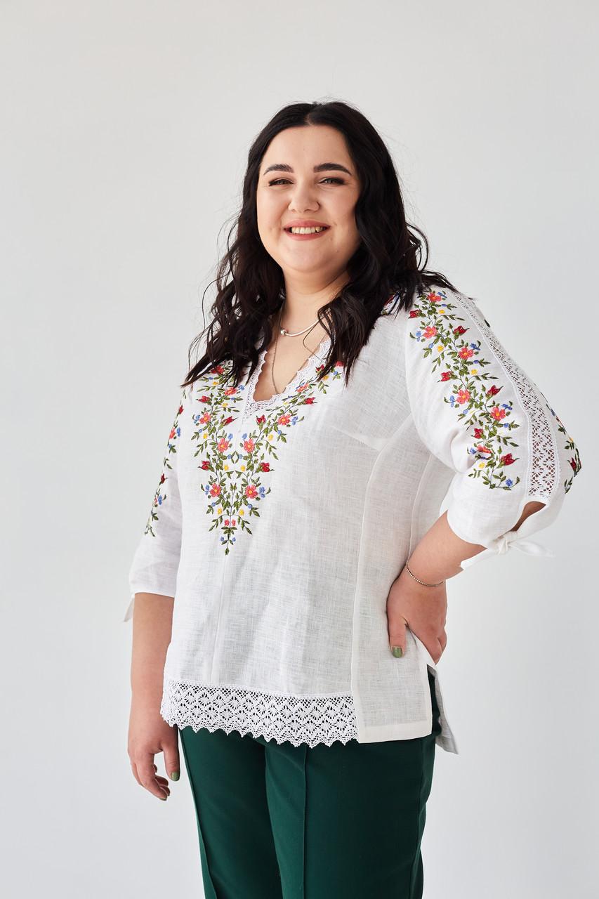 """Женская блуза вышиванка """"Яна"""""""