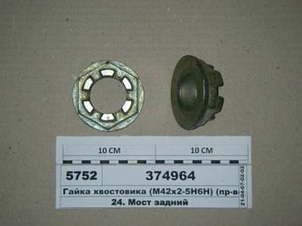 Гайка хвостовика (М42х2-5Н6Н) (пр-во БААЗ)