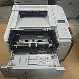 Принтер HP LaserJet P3015DN пробіг 4 тис з Європи, фото 4