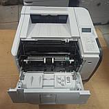 Принтер HP LaserJet P3015DN пробіг 4 тис з Європи, фото 3
