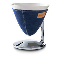Весы кухонные электронные Casa Bugatti 56-UMADE,цвет джинс, фото 1