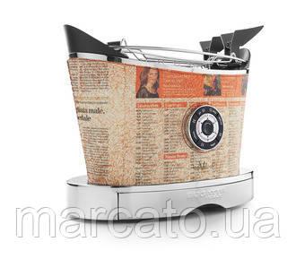 Тостер Casa  Bugatti 13-VOLOBGI ,   рисунок газета
