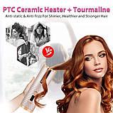Беспроводной стайлер для завивки и укладки волос Ramindong Hair curler RD-060 | Автоматическая USB плойка, фото 7