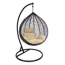 Підвісні крісла, гамаки і меблі з ротанга