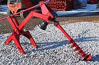 Бур садовый Wirax два шнека 25см 50см