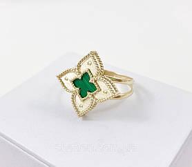 Кольцо из золота Т-09