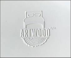 Кровать деревянная   Малага , ArtWood цвет белый, фото 3
