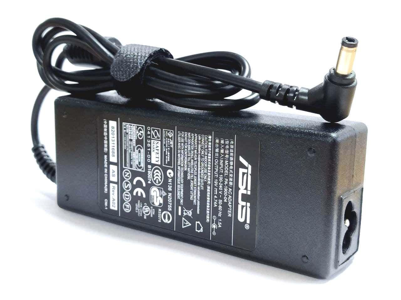 Блок питания для ноутбука Asus X61Z 19V 4.74A 5.5*2.5mm 90W(High Quality)