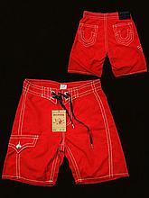 Шорти брендові чоловічі True Religion - Red