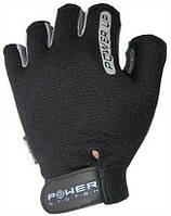 Рукавички для фітнесу і важкої атлетики Power System Power UP PS-2600 S Black, фото 1