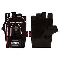 Перчатки для фитнеса и тяжелой атлетики Power System Pro Grip EVO PS-2250E Black M, фото 1