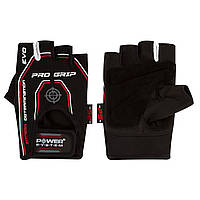 Перчатки для фитнеса и тяжелой атлетики Power System Pro Grip EVO PS-2250E Black XL, фото 1