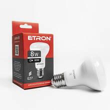 Лампа світлодіодна ETRON Power Light 1-ELP-070 R63 8W 4200K 220V E27