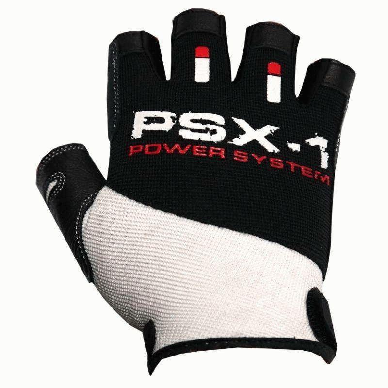 Перчатки для фитнеса и тяжелой атлетики Power System PSX-1 PS-2680 XS