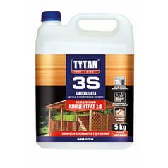 Биозащита 3S Дачных и Хозяйственных построек  Tytan, 5кг