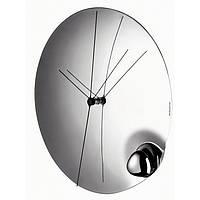 Часы настенные Casa Bugatti Acqua 22-590,цвет хром