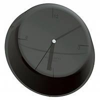 Настенные часы Casa  Bugatti GLNU-02190, цвет черный
