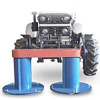 Роторная косилка для мототрактора (без прицепного), ПМ2