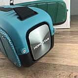 Портативна Bluetooth колонка Hopestar A20 Синя Хопстар акустична система з акумулятором з вологозахистом, фото 6