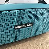 Портативна Bluetooth колонка Hopestar A20 Синя Хопстар акустична система з акумулятором з вологозахистом, фото 9