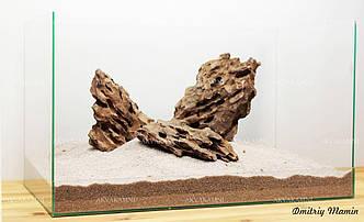 Композиция из Dragonstone K69 для аквариума (от 40л)