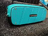 Портативна Bluetooth колонка Hopestar A20 Синя Хопстар акустична система з акумулятором з вологозахистом, фото 5