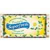 Влажные салфетки SuperFresh, ромашка, 15 шт./уп.