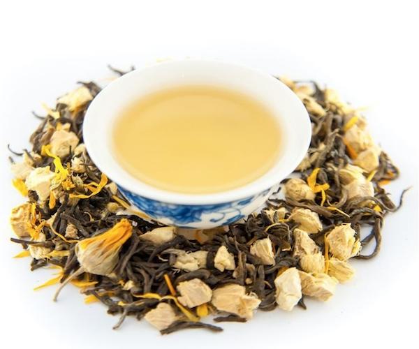 Зеленый чай Teahouse Имбирный 250 г