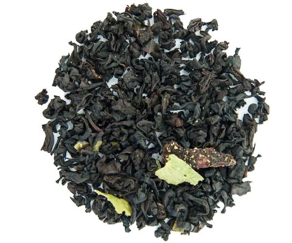 Зелений чай Teahouse Суниця з вершками 250 г