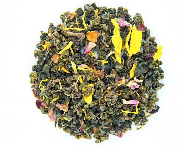 Чай Улун Teahouse Персиковий 250 г
