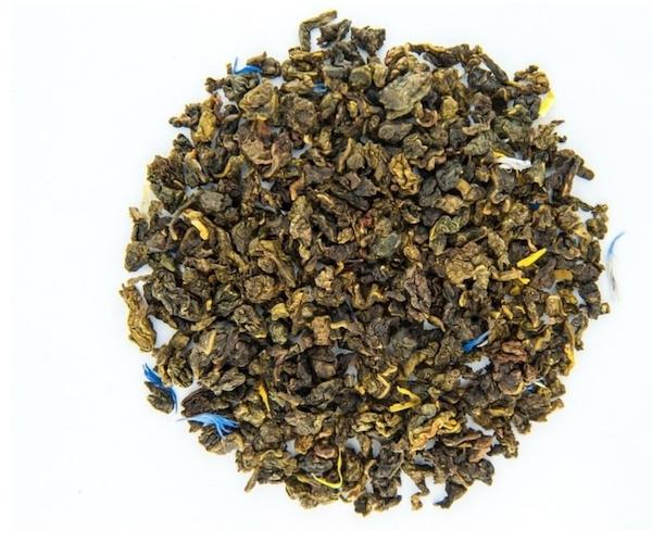 Чай Улун Teahouse Клубничный 250 г