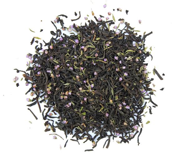 Чорний чай Teahouse з чебрецем 250 г