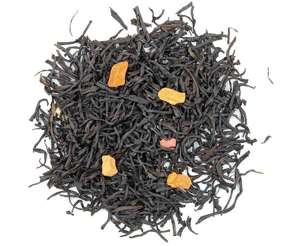 Чорний чай Teahouse Бегемот маракуйя 250 г