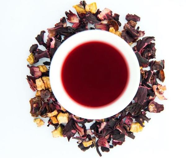Фруктовый чай Teahouse Вишневый пунш 250 г