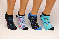 Жіночі короткі шкарпетки з бавовни Кардешлер 36-40 якір