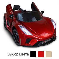 Детский электромобиль Just Drive LAMBO V12 автомобиль машинка для детей Красный