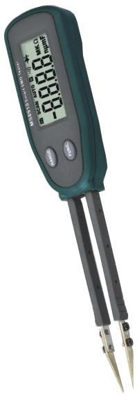Мультиметр цифровой Mastech MS8910 для SMD компонентов RC