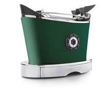 Тостер   в кожаной отделке Casa Bugatti 13-VOLOBP4, цвет зеленый