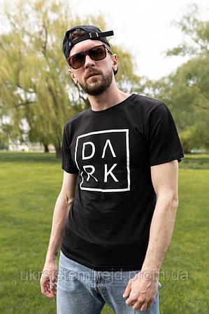 """Мужская футболка """"DARK"""""""
