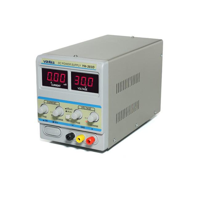Лабораторний блок живлення YIHUA PS-303D