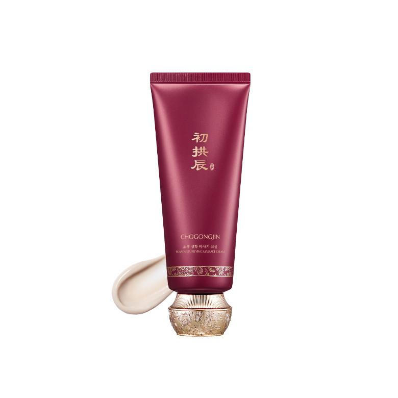 Антивозрастной массажный крем  MISSHA Cho Gong Jin Sosaeng Purifying Massage Cream, 150ml